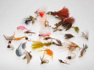 Mixed Fly Selections